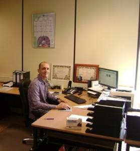 Jan Van Limpt - Generalni menadžer Pantexa