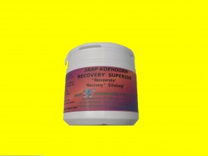 recovery pot geel